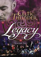 CELTIC THUNDER Legacy Volume Two DVD BRAND NEW NTSC Region ALL