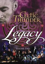 Celtic Thunder: Legacy - Volume 2 NEW Music DVD (Region 4 Australia)