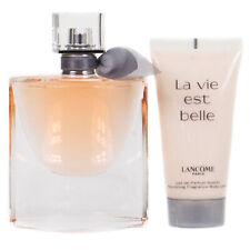 Lancome La Vie Est Belle 50ml L'Eau De Parfum Gift Set + 50ml Body Lotion