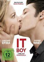 CHARLES BERLING/VIRGINIE EFIRA/NINEY PIERRE/+ - IT BOY  DVD  KOMÖDIE  NEU