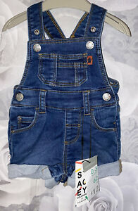 Girls Age 0-3 Months - BNWTS Stacey Solomon Dungarees