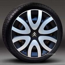 "4x15"" wheel trims, Hub Caps, Covers to fit Citroen C3,C4"