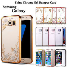 Jewelled Mobile Phone Bumpers for Samsung Galaxy J5