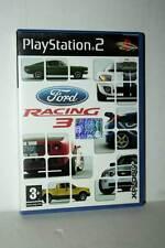 FORD RACING 3 GIOCO USATO BUONO STATO SONY PS2 EDIZIONE ITALIANA GD1 43347