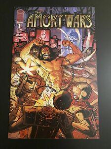 The Amory Wars 1 Claudio Sanchez Image NM
