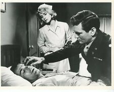EVA MARIE SAINT ROD TAYLOR  36 HOURS 1964  VINTAGE PHOTO ORIGINAL #3