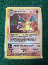 SHADOWLESS Charizard Base 4/102 Inspired ACEO Art Card Novelty Card READ
