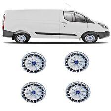 """FORD Transit Custom Van 16"""" COPRICERCHI Set di 4 2012-HUBCAPS"""