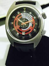 Fortis Marinemaster Super Compressor Diver Vintage Mens Dive Watch
