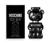 2019 Moschino TOY BOY eau de parfum 50 ml 1.7 oz new in box sealed authentic