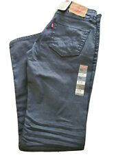Levi's 511 Slim Fit Stretch Jeans Mens 31x32 - New - Free Shipping!