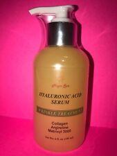 6oz Hyaluronic Acid Serum Collagen Face Eyes Cream Argireline Matrixyl Vitamin C