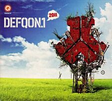 Defqon.1 Festival 2011 4 CD Set (Digipak) ‎2011 Central Station Australia-DNA011
