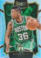 2015-16 Select Prizms Silver #77 Marcus Smart CON Boston Celtics