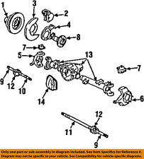 GM OEM Front Brake-Disc Caliper 19242899