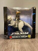Kenner Star Wars Collectors Series Han Solo And Tauntaun, Sealed, 1997!