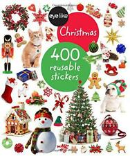 Eyelike Christmas (Eyelike Stickers) by Workman, NEW Book, FREE & FAST Delivery,