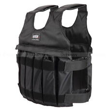 Fitne 50KG Max Loading Adjustable Exercise Training Workout Weight Weighted Vest