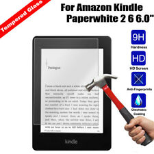 Genuine Premium Tempered Glass Screen Protector Cover For Kindle paperwhite 2