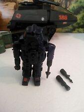 Vintage GiJoe/Cobra: 1985 Battle Armor: S.N.A.K.E(v2):100% CMP: BLUE!!