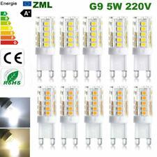 G9 LED Bulb 5W Capsule light 220V SMD2835 Replace halogen bulbs Energy Saving