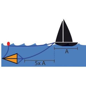 Treibanker PVC 55x50cm, LZ10071