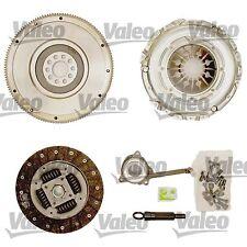 VALEO CLUTCH KIT & SLAVE & FLYWHEEL 52405616 VW GOLF JETTA 2.8L V6 BDF 2002-2005