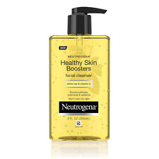 Neutrogena Healthy Skin Boosters Facial Cleanser Vitamin E 9oz -