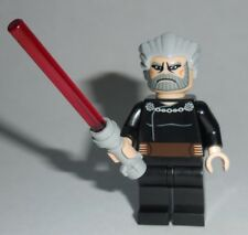 STAR WARS #65 Lego Count Dooku w/ lightsaber NEW Clone wars 7752 Genuine Lego