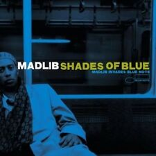 Madlib – Shades of Blue 180gm Vinyl 2lp