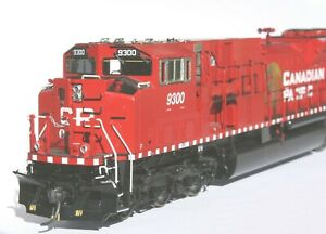 OMI Overland models  EMD SD90AC CP #9300 CANADIAN PACIFIC