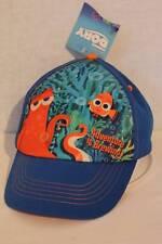 NEW Boys Baseball Cap Finding Dory Adjustable Hat Blue Nemo Disney Hank Octopus