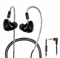 In-Ear Monitors, Wired Earbuds Headphones/Earphones/Headset Dual Drivers