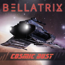Bellatrix - Cosmic Dust 2019 ALBUM CD Italo-Disco