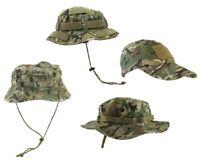 BRITISH SPECIAL FORCES HAT BTP OPERATORS CAP BOONIE CONCEALMENT HAT SURPLUS ARMY