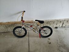 12 inch bmx bike rare Chrome pittboss