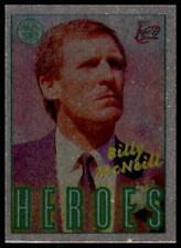 Futera Celtic Fans' Selection 1997-1998 (Chrome) Billy McNeill #76