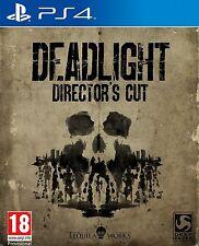 Deadlight: Directors Cut (PS4) BRAND NEW SEALED