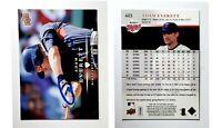 Adam Everett Signed 2008 Upper Deck First Edition #403 Card Minnesota Twins Auto