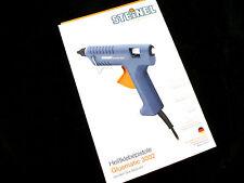 Steinel Heißklebepistole Gluematic 3002. 200W  16g/min. Neu!!!   Steinel 333317