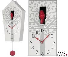 Ams. Design Quarz Horloge murale Ams.7286