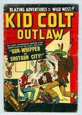 Kid Colt Outlaw #15 July 1951 VG