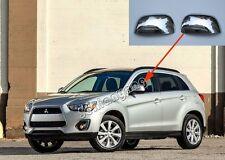 Chrome Side Mirror Cover for 2011-2015 Mitsubishi Outlander Sport/ASX