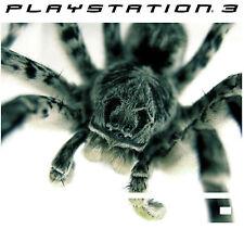 PlayStation 3 PS3 TARANTULA SPIDER Sticker Skin