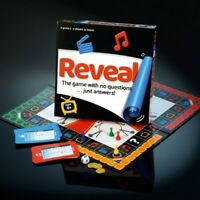 Reveal Movie TV and Song Title Trivia Game