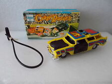 Clipper SSP CRAZY RACERS Smash Up Derby Junk Jammers KENNER 57 Chevy Nomad Rare!