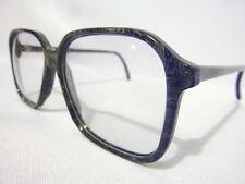 Regency By Tart Optical Vintage Unisex Eyeglass Frame Star Grey Marble 57-13 NOS
