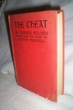 Russell Holman  THE CHEAT Pola Negri Ed.  Illustrated  Grosset & Dunlap c.1923