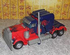 Transformers Movie OPTIMUS PRIME Hasbro Voyager 2007 Figure