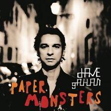 DAVE GAHAN - PAPER MONSTERS  CD  10 TRACKS INTERNATIONAL POP  NEU